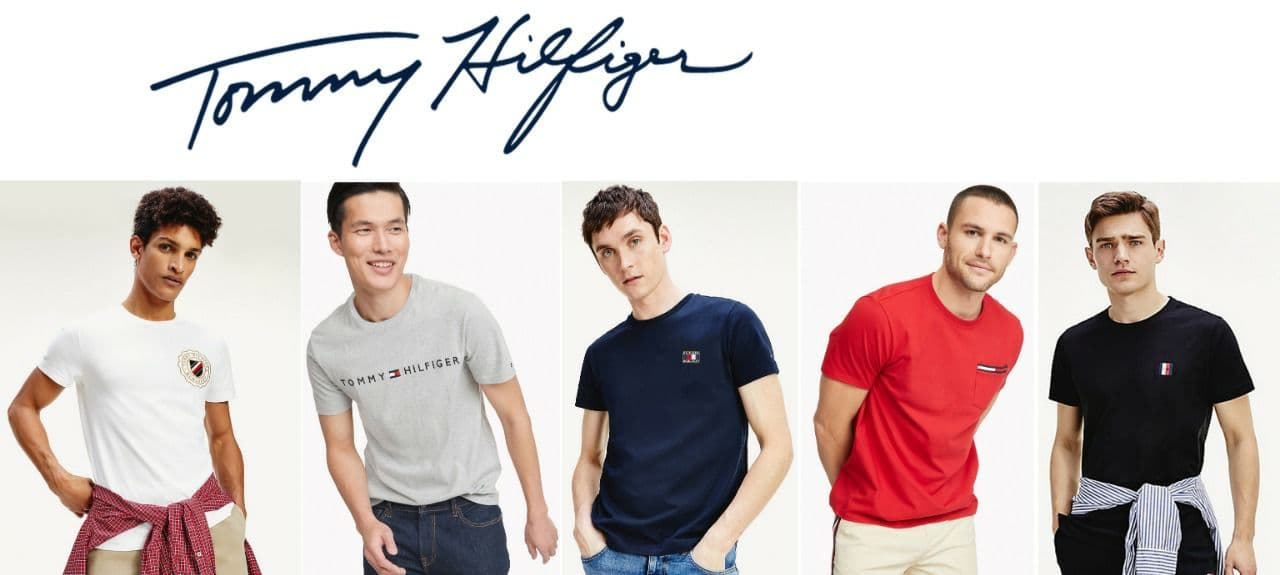 Tommy T-shirts on Easy.lk